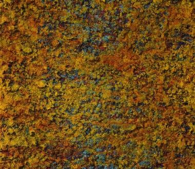 Mixed media on canvas. 81 x 100cm