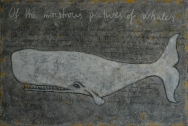 Of the monstrous pictures of whales