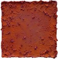 Mixed media on canvas. 30 x 30 cm